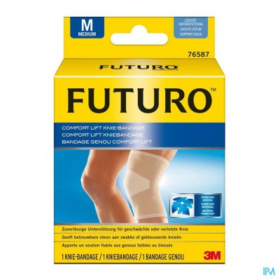 FUTURO COMFORT LIFT KNEE MEDIUM  76587