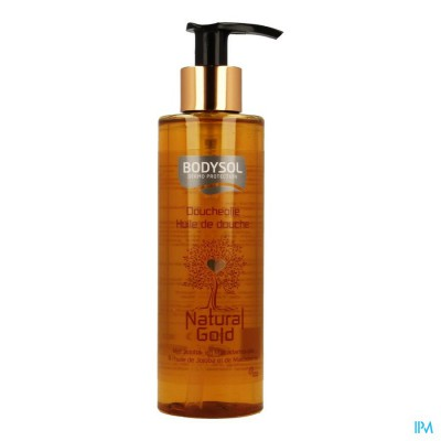 BODYSOL NATURAL GOLD DOUCHEOLIE 200ML