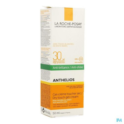 LRP ANTHELIOS DRY TOUCH IP30        50ML