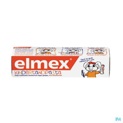 ELMEX TANDPASTA KIND 50ML NF