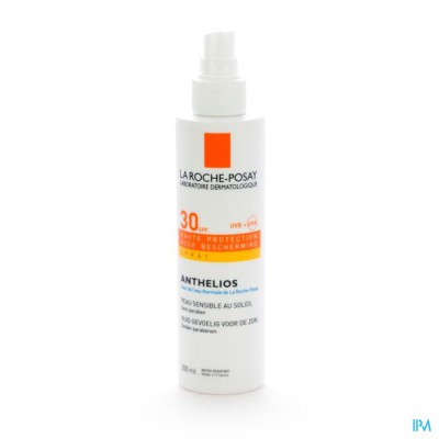 LRP ANTHELIOS SPRAY IP30 AP                  200ML