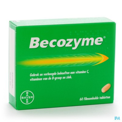Becozyme Filmomh Tabl 60