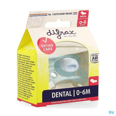 DIFRAX FOPSPEEN SIL MINI-DENTAL           0-6M 799