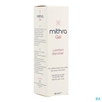MITHRA-GEL GLIJMIDDEL GYNEACO TUBE 40ML