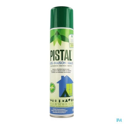 PISTAL HUIS SPRAY             300ML