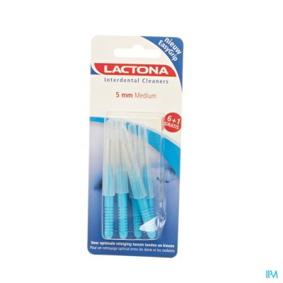 LACTONA EASY GRIP INTERD.CLEAN 5,0MM    M 7