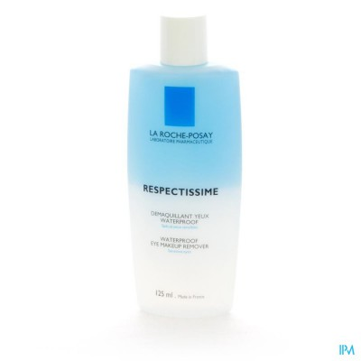 LRP RESPECTISSIME MAKE-UP REMOVER WTP        125ML