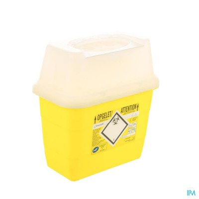 SHARPSAFE NAALDCONTAINER   3L 4145