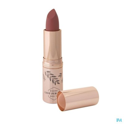 Cent Pur Cent Minerale Lipstick Creme Brulee 3,75g