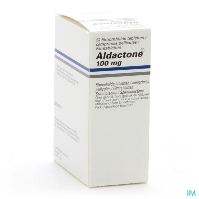 Aldactone Comp 50 X 100mg
