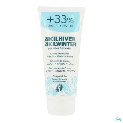 AKILEINE AKILWINTER CR PROTEC.TUBE 100ML+33% GRAT.