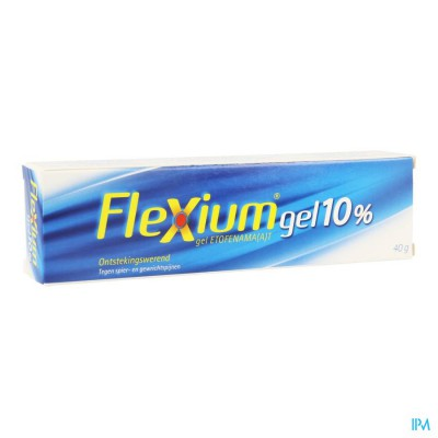 FLEXIUM 10 % GEL  40 GR
