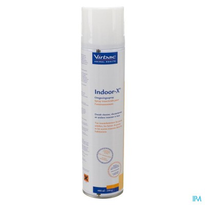 INDOOR-X SPRAY 400ML