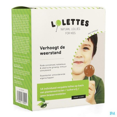 LOLETTES WEERSTAND 14