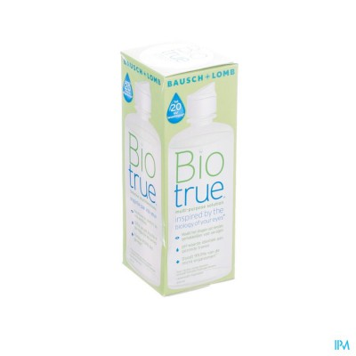 BIOTRUE MULTI PURPOSE SOLUTION 300ML