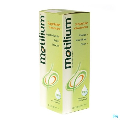 MOTILIUM SOL  BUV 1 X 200ML  1MG/ML