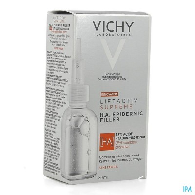 VICHY LIFTACTIV H.A. EPIDERMIC FILLER         30ML