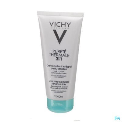 VICHY PT REINIGING INTEGRAAL 3IN1 200ML