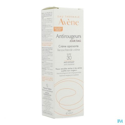 AVENE ANTIROUGEURS DAG CREME   40ML