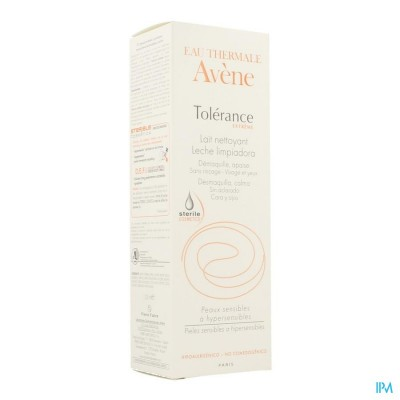 AVENE TOLERANCE EXTREME REINIGENDE MELK TUBE 200ML