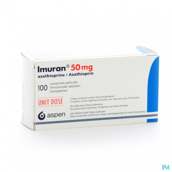 IMURAN COMP 100 X 50 MG
